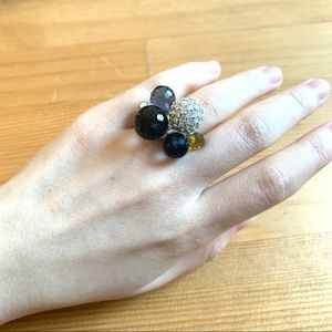 Big Jewel Ring